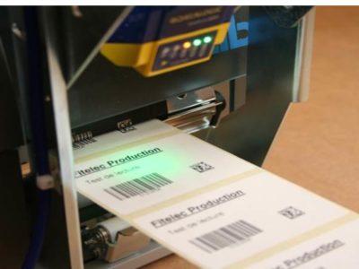 étiquette fitelec production