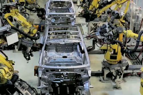 robot assemblage
