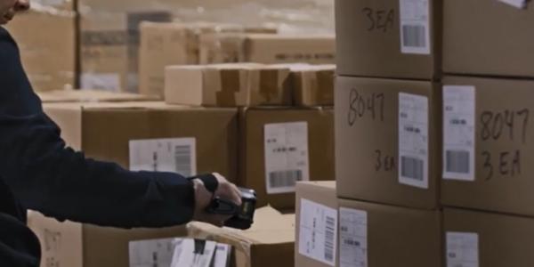 scanning carton