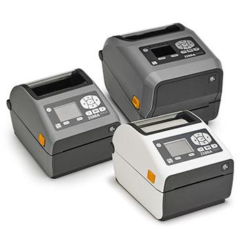 gamme imprimante bureau zebra